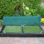 K9Grass Pet Patio Potty Accesory Doggy Solutions