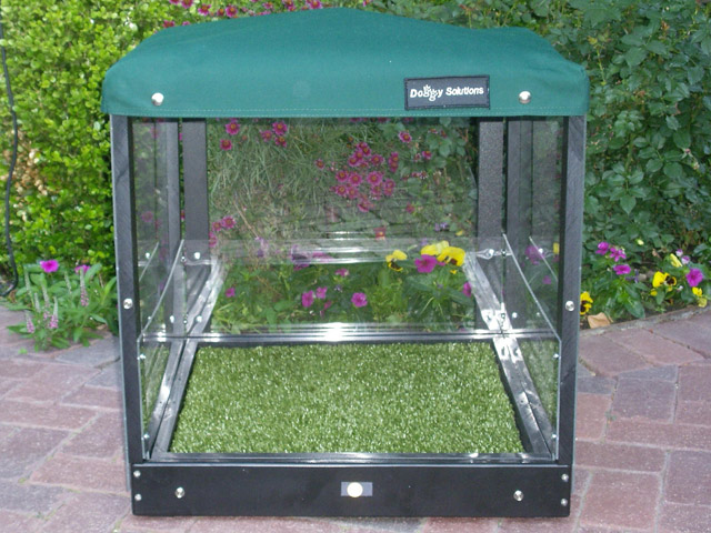 Pet Patio Potty Features Doggy Solutions
