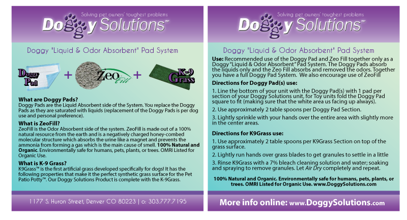 DoggySolutions101infoZEOFill